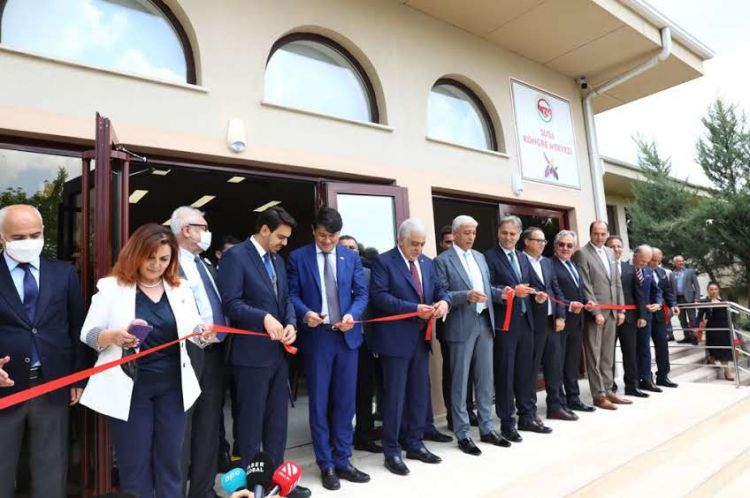 Ankarada Azərbaycan Evinin rəsmi  açılış mərasimi keçirilib