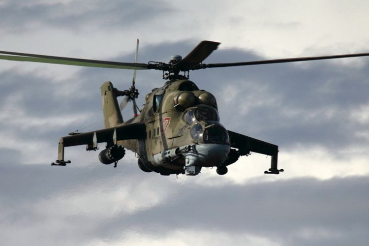 Azərbaycan Rusiya helikopterinin vurulması ilə bağlı dəlillər toplayıb -  YENİLƏNİB