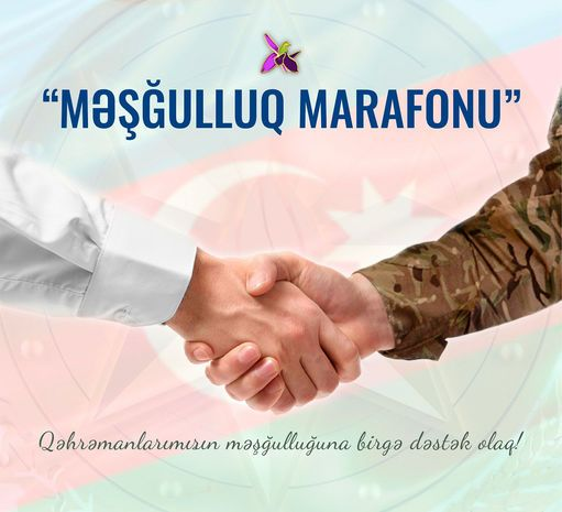"""Təhsil Nazirliyi """"Məşğulluq marafonu""""na qoşuldu"""