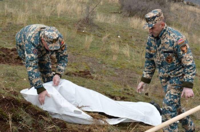 Qarabağda daha 2 erməninin meyiti tapıldı