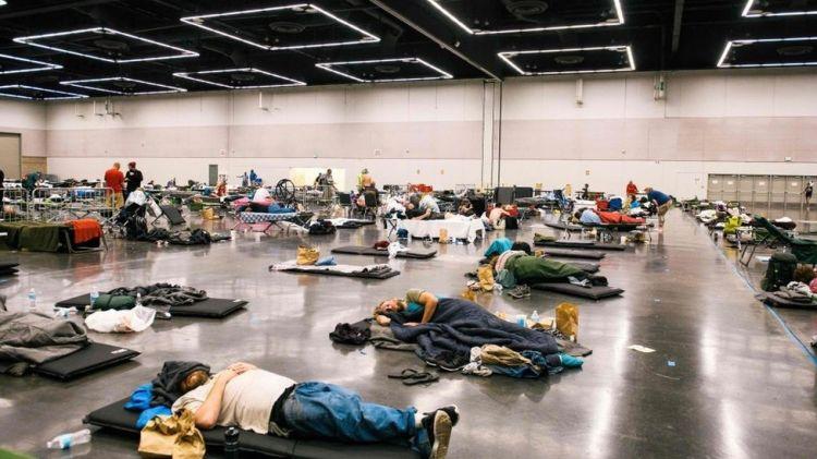 Kanadada 719 nəfər istidən ölüb