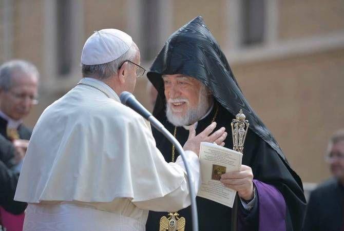 """Ermənilər indi də Roma Papasına yalvarır:  """"Əsirləri qaytarmaqda kömək edin"""""""