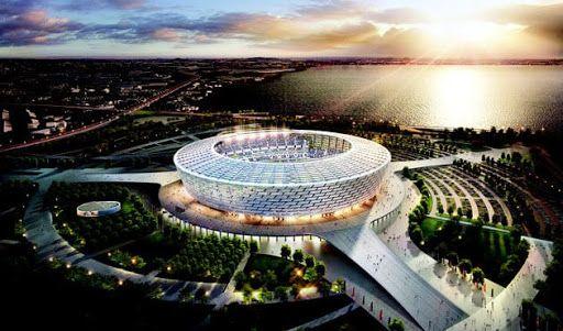 UEFA buna görə Bakı Olimpiya Stadionunu təltif etdi -  FOTO