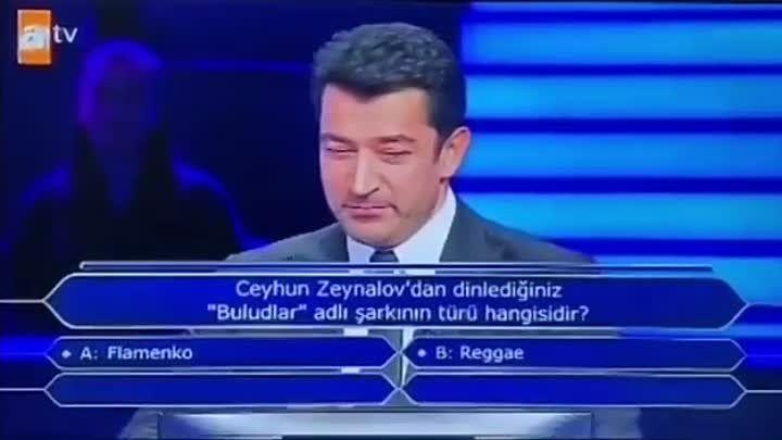 """""""Kim milyoner olmak ister""""də məşhur Azərbaycan mahnısı -  VİDEO"""
