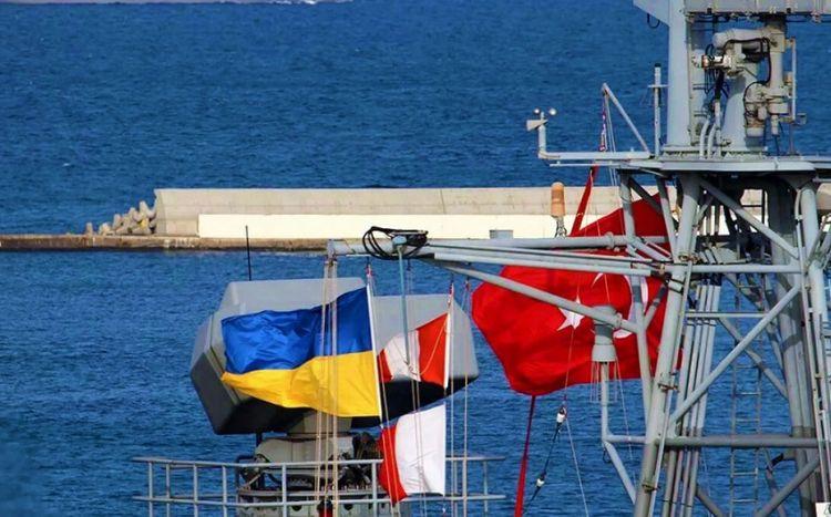 Türkiyə Ukrayna üçün müasir hərbi gəmi inşa edəcək