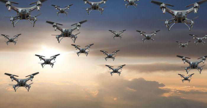 Süni intellektli dron dəstəsi:  İsrail hərb işində yeni çevriliş etdi