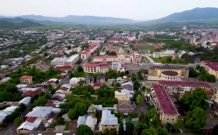 İlham Əliyev Xankəndi şəhəri ilə bağlı  FƏRMAN imzaladı