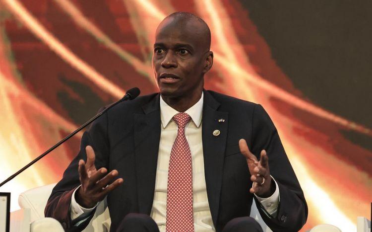 Haiti prezidenti evində öldürüldü