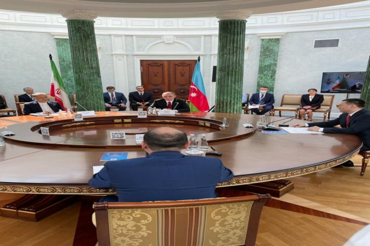 Azərbaycan, Rusiya, İran, Türkmənistan və Qazaxıstan baş prokurorları bəyannamə imzalayıb