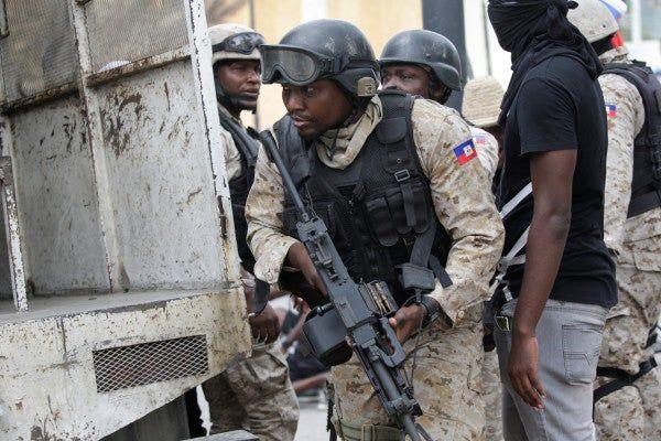 Haiti prezidentini öldürənlər saxlanılıb
