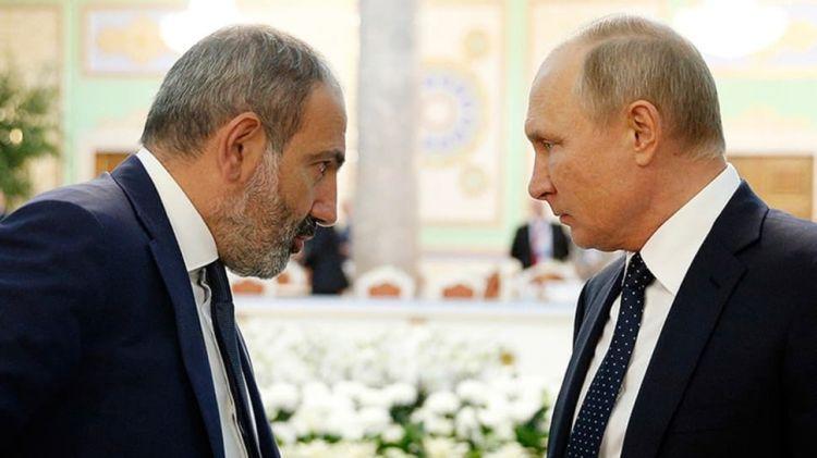 Paşinyan Moskvada:  Bağlı qapılar arxasında Putin Paşinyana nələri deyib...