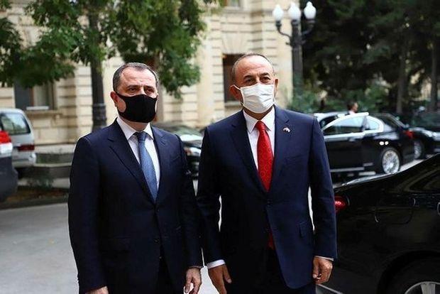 Çavuşoğlu Ceyhun Bayramovu təbrik etdi
