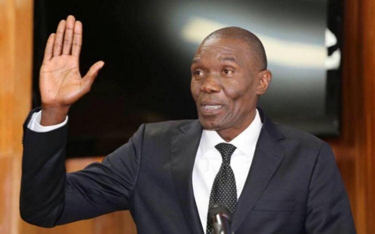 Haitidə müvəqqəti prezident təsdiqləndi