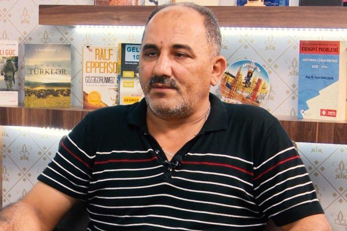 """Hərbi əsir: """"Qarabağ bizimdir"""" dediyim üçün gözümü çıxartdılar"""" - VİDEO"""