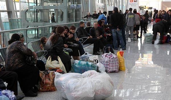 Ermənistanda acınacaqlı statistika:  Əhali sürətlə ölkəni tərk edir