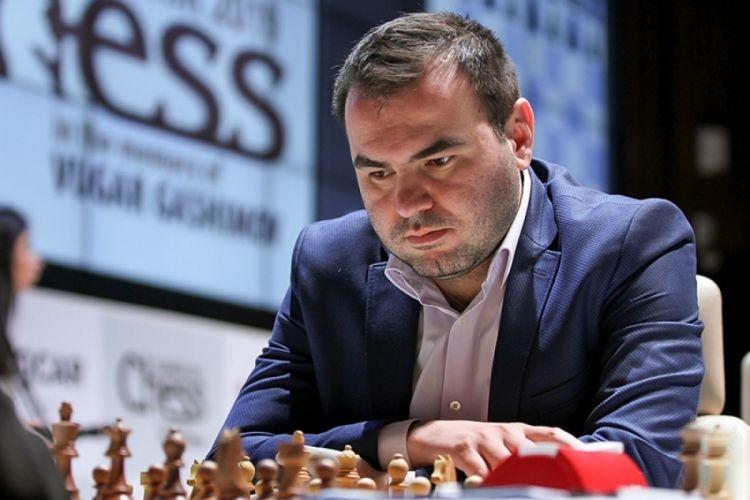 Şəhriyar Məmmədyarov Harri Kasparovu məğlub edib -  VİDEO - YENİLƏNİB