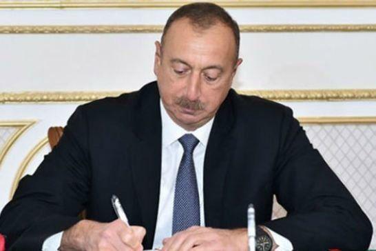 İlham Əliyev Dövlət Agentliyinə iki milyon manat ayırdı -  SƏRƏNCAM