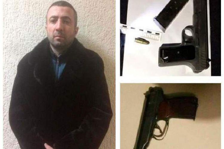 """Kriminal avtoritet """"Rəşad Gəncinski""""yə qarşı ittiham irəli sürülüb"""