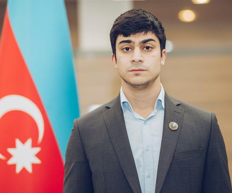 """""""Biz bütün şəhidlərimizə borcluyuq..."""" -  Şəhid Milli Qəhrəmanın oğlu"""