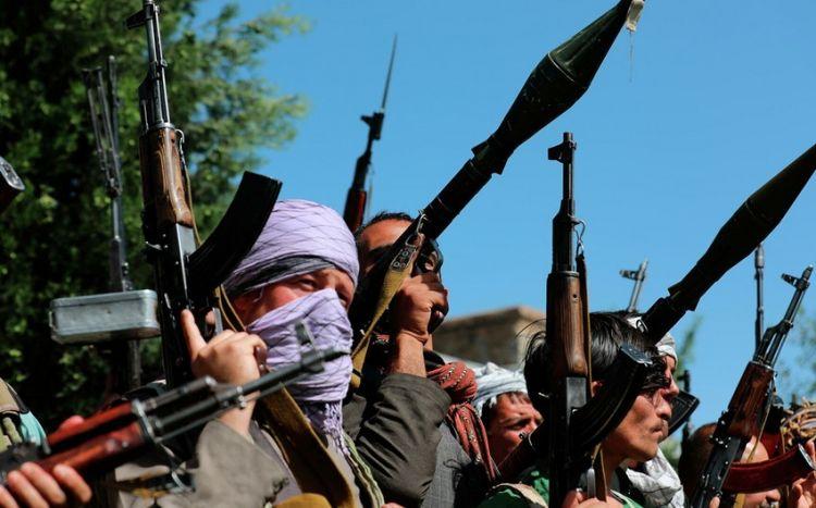 """Əfqanıstanın Tacikistanla sərhəddəki rayonları """"Taliban""""dan geri alınıb"""