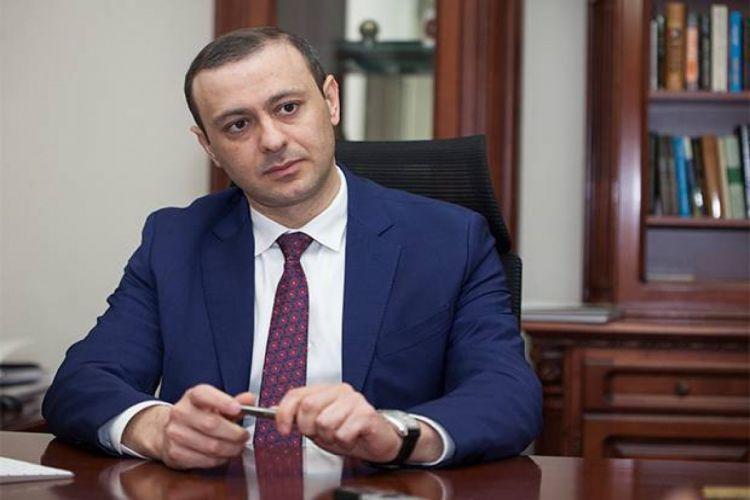 Ermənistanın xarici işlər naziri müəyyən edildi -  KİV