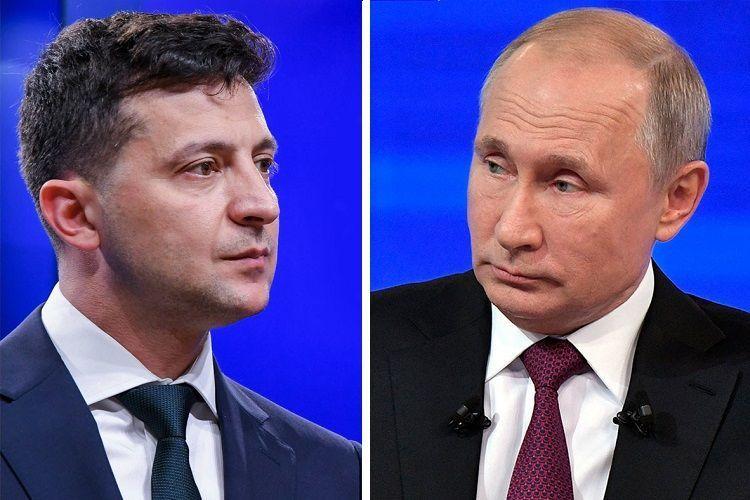 Putin Zelenski ilə dialoqa hazırdır -  Kreml