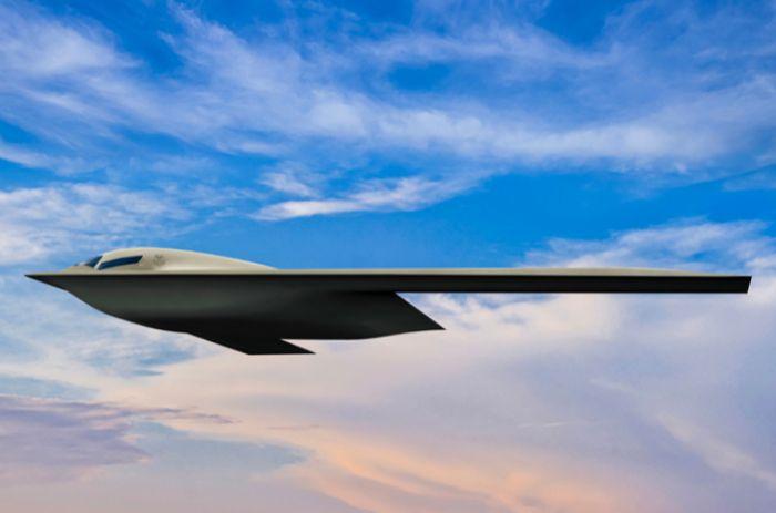 ABŞ-ın yeni bombardmançısı:  Dünya bu şəkildən danışır – FOTO