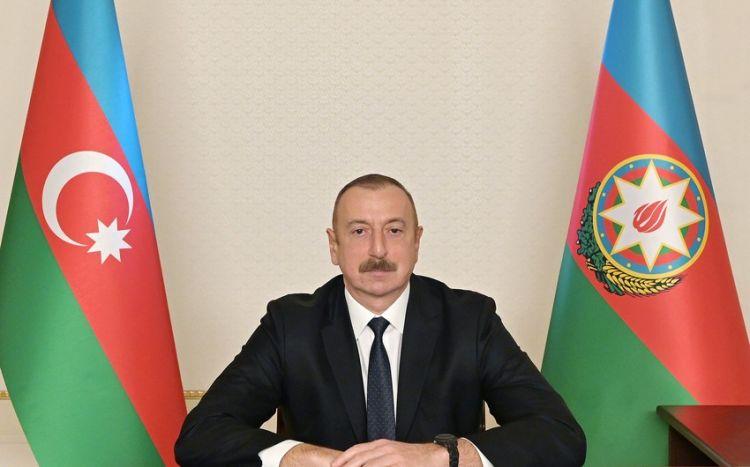 """Prezident Rüfət Yaqubovu """"Şöhrət"""" ordeni ilə təltif etdi"""