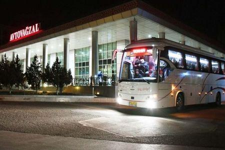Naxçıvan-Bakı-Naxçıvan avtobus marşrutu fəaliyyətini bərpa edir