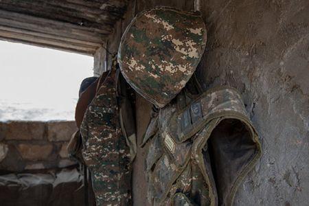 İşğaldan azad olunmuş ərazilərdə daha 7 erməni hərbçinin qalıqları tapılıb