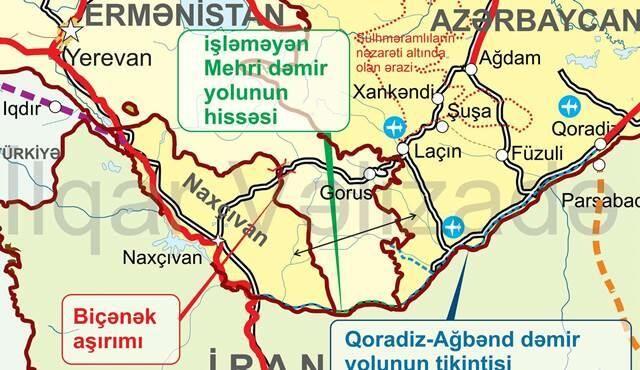 Erməni ekspert: Bəyanatda Zəngəzur dəhlizi var