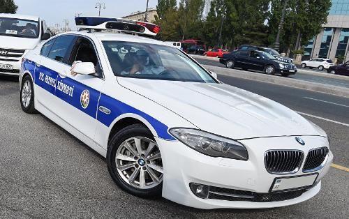 Yol polisi Qurban bayramı ilə bağlı sürücülərə müraciət edib