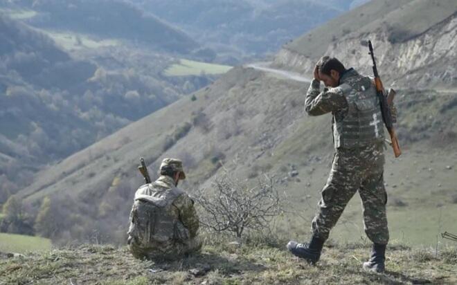İtkin düşən erməni hərbçilər tapılıb? –  Erməni KİV