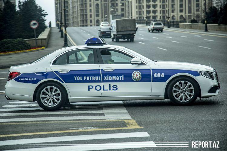 Yol polisi bayramda rayonlara getmək istəyənlərə müraciət etdi