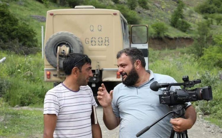 Şəhid jurnalist Məhərrəm İbrahimov və Sirac Abışov medalla təltif olunub