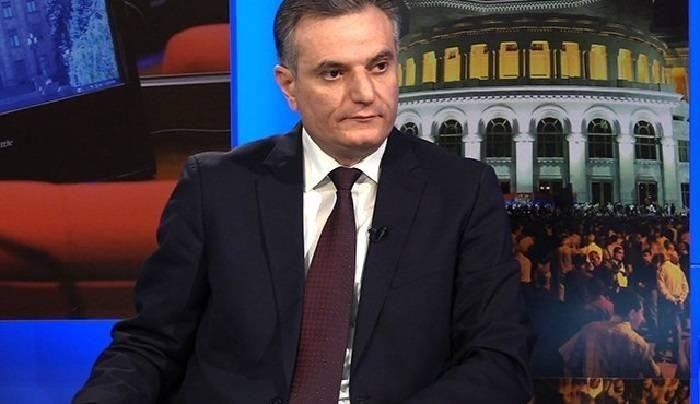 """""""Bura saxta bir Ermənistandır"""" -  Artan Zakaryan"""