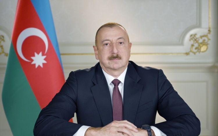 İlham Əliyev Azərbaycan xalqının Qurban bayramını təbrik etdi