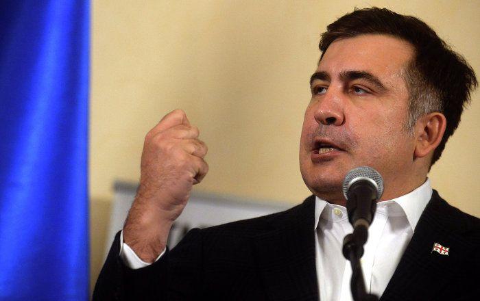 Saakaşvili: Böyük Ukrayna Qafqaza qədər uzanacaq