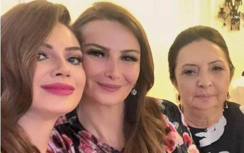 Qənirə Paşayevanın bacısı Türkiyə vətəndaşı ilə evləndi -  FOTO