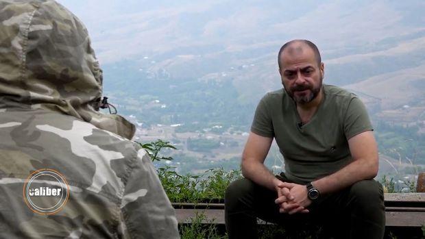 """""""Caliber"""": Qaraqaya - Ermənistan ordusunun məzar daşı -  VİDEO"""
