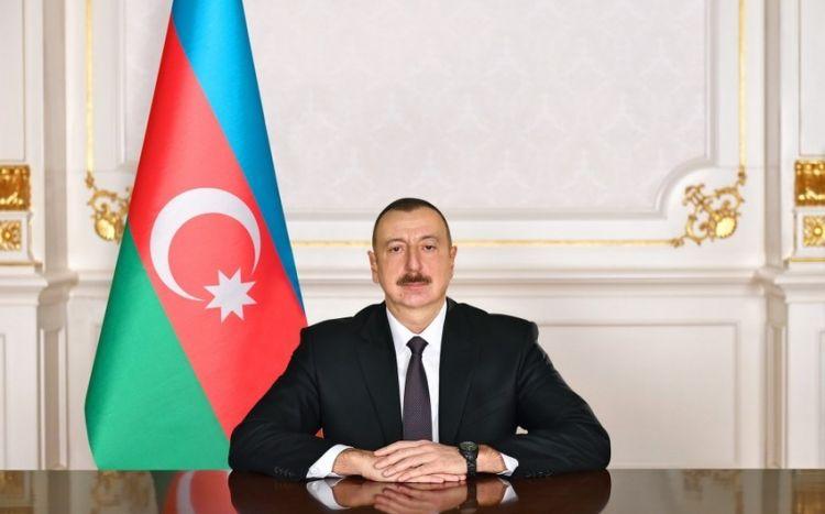 Prezident İlham Əliyevin Azərbaycan xalqının Qurban bayramını təbrik edib