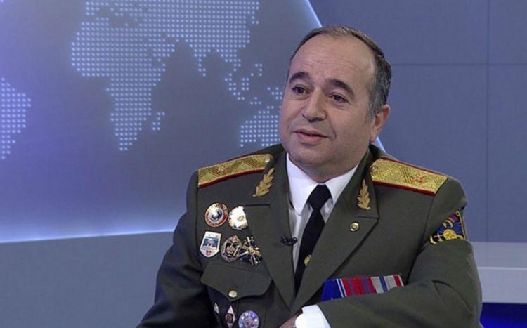 Karapetyan müdafiə nazirinin birinci müavini təyin edildi