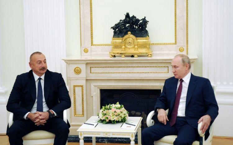 """Regiondakı vəziyyəti müzakirə edərkən Putin: """"Əməliyyatlar başa çatandan sonra..."""""""