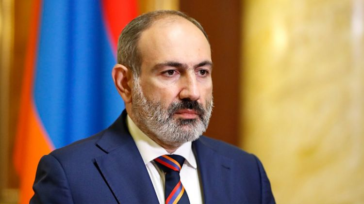 Paşinyan deputat mandatından imtina etdi