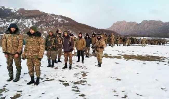 """""""Ermənistan ordusunun ən böyük problemi kadr çatışmazlığıdır"""""""