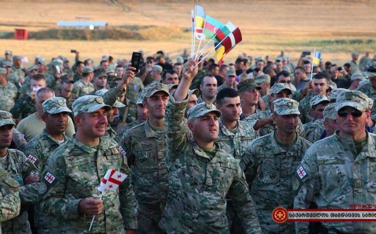 Azəbaycan hərbçiləri Gürcüstanda NATO təlimlərində iştirak edəcək