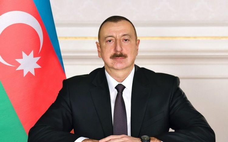 Prezident Naftalana səfərə gedib