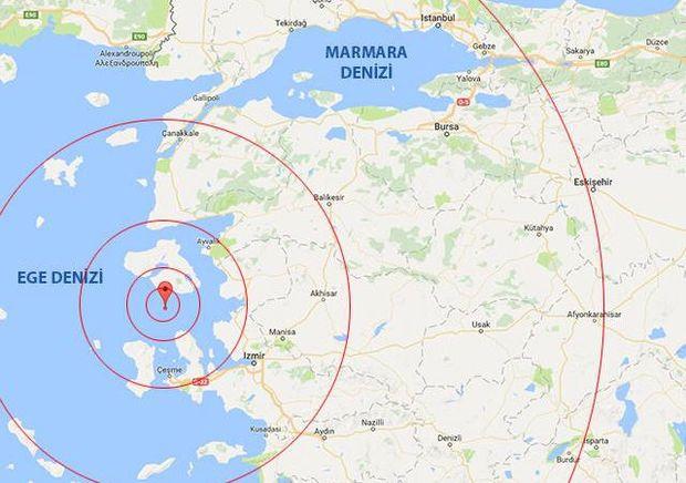 Türkiyə silkələndi:  1 saatda 47 yeraltı təkan qeydə alındı