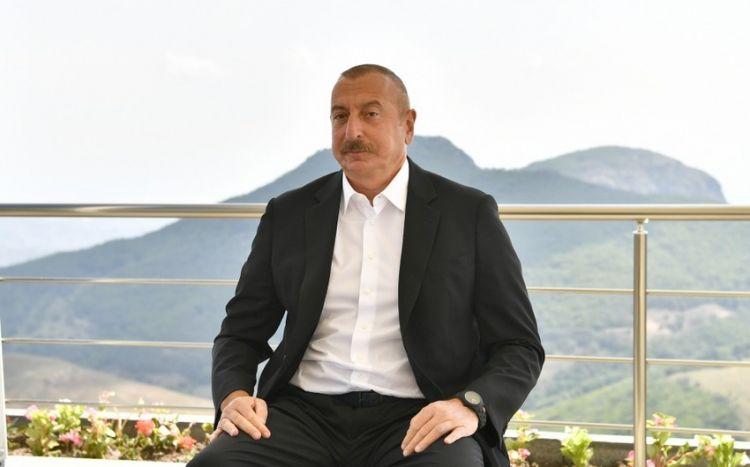 Prezident İlham Əliyevin Azərbaycan Televiziyasına müsahibəsi - VİDEOYAYIM