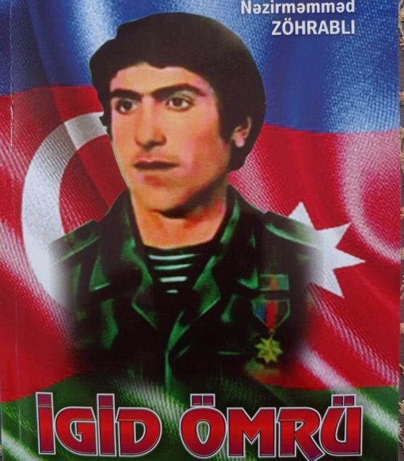 Nəzirməmməd Zöhrablı Milli Qəhrəmandan kitab yazdı